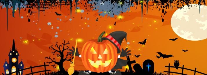 Carnival Night Horror Poster Halloween Display Stand Halloween Poster Horror Poster Horror Hintergrundbild