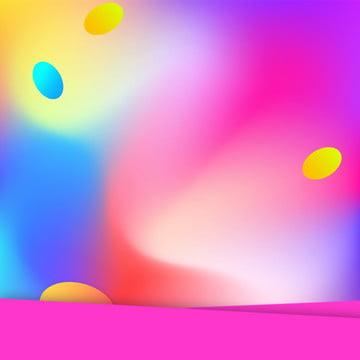 purple light effect tmall double 11 fashion , Tmall Double 11, Tmall, Main Picture Imagem de fundo