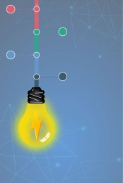 simple background fresh business background dice , Bulb, Simple, Investment Imagem de fundo