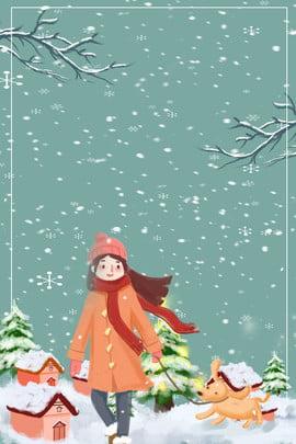 december hello winter winter , Winter Shopping Mall, Winter Goods, Poster Imagem de fundo