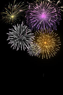 fireworks fireworks bloom colorful , Simple, Good-looking, Fireworks Фоновый рисунок