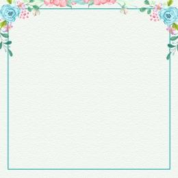 春 新製品プロモーション グリーン 手描き , スモールフレッシュ, 春, Psdレイヤード 背景画像