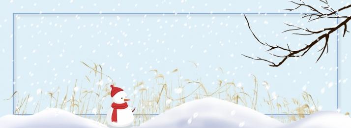 winter winter promotion discount, Musim, Sejuk, Literature imej latar belakang