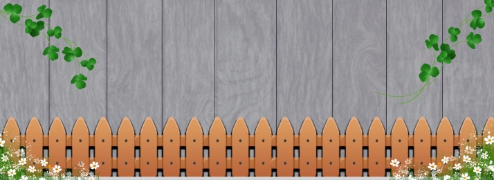wood grain texture fence banner background, Ecological, Natural, Wood Grain Фоновый рисунок