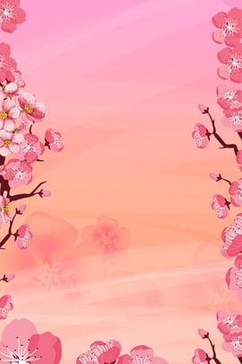 peach blossom peach blossom festival spring spring , Spring, Peach Blossom, Beautiful ภาพพื้นหลัง