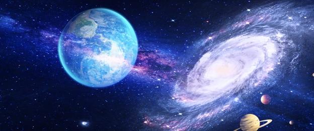 सुंदर रात का आकाश ब्रह्मांड ग्रह, आकाश, रात का आकाश, ब्रह्मांड ग्रह पृष्ठभूमि छवि