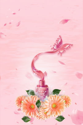 exquisite girl girl supplies pink , Fashion, Petals, Makeup Imagem de fundo