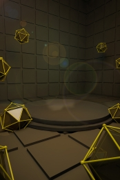 c4d three dimensional metal texture , Yellow, Metal, C4d Imagem de fundo