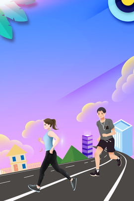 running fitness running posters running fitness , Running, Sport, Running Фоновый рисунок