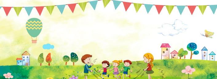 बाल दिवस त्यौहार बाल दिवस बाल, बैनर, त्यौहार, बाल दिवस पृष्ठभूमि छवि