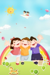 六一 瘋狂61 開學季 促銷 , 六一, 兒童, 瘋狂61 背景圖片