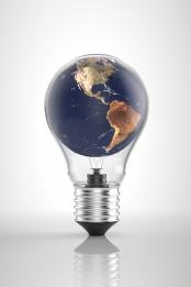 Giờ trái đất Bảo vệ môi trường Tắt đèn Carbon thấp Tmall Bóng đèn Hình Nền