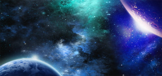 Fantasy Starry Sky Background, Fantasy, Starry Sky, Layered, Background image