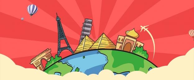 飛機 出境 旅遊 沙漠, 動物園, 沙漠, 旅遊 背景圖片