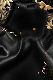 產品促銷 化妝品背景 蝴蝶結 金色 , 節日, 化妝品背景, 華麗 背景圖片