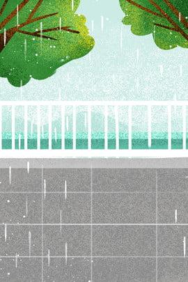 पत्तियां बड़े पेड़ हरे पौधे हरी पारिस्थितिकी , मुफ्त, सफेद बारिश की बूंदें, मुफ्त पृष्ठभूमि छवि