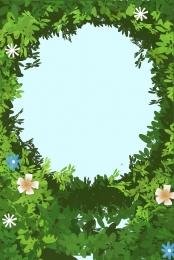 green plant environment growth , Circle, Growth, Plant ภาพพื้นหลัง