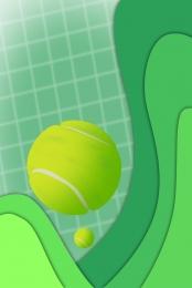 thể thao phim hoạt hình quần vợt nền , Màu Xanh Lá Cây, Nền, Lưới Ảnh nền