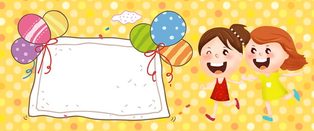 Happy   Happy 幸せな子供の日のバナーの背景 背景画像