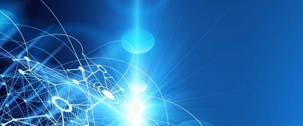 प्रौद्योगिकी कण प्रकाश प्रभाव प्रकाश, इंटरनेट, प्रौद्योगिकी, प्रकाश पृष्ठभूमि छवि