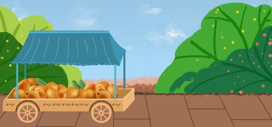 मार्च सब्जी और फलों का मौसम कार्टून season, ताजा, पदोन्नति, सब्जी पृष्ठभूमि छवि