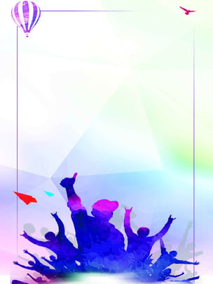 may fourth youth theme background , May Fourth, Colorful, Business Background image