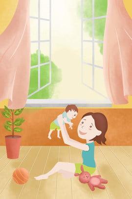 母親節 512 媽媽的愛 感恩 感恩 512 感恩母情節背景圖庫
