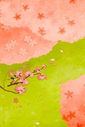 peach blossom peach blossom festival spring spring , Spring, Flower, Fresh ภาพพื้นหลัง