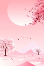 peach blossom peach blossom festival spring spring , Flower, Beautiful, Fresh ภาพพื้นหลัง
