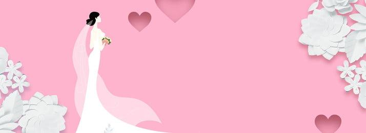 ピンク 暖かい lynx ウェディングフェア Lynx ペーパーカット 文学 背景画像