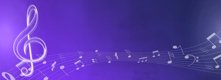 music notes cleler entertainment, Simple, Purple Background, Entertainment Фоновый рисунок