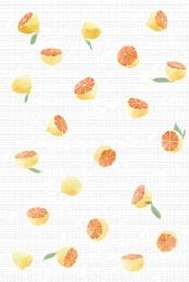 檸檬 淺色 清新 清爽 , 清新, 酸甜, 新鮮 背景圖片