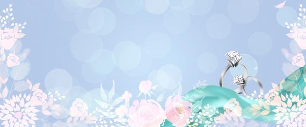 Wedding Fair 結婚 結婚式 結婚式 結婚式 ロマンス 小さな新鮮な紫色の美しいTモール結婚式フェア結婚式シーズンの背景 背景画像