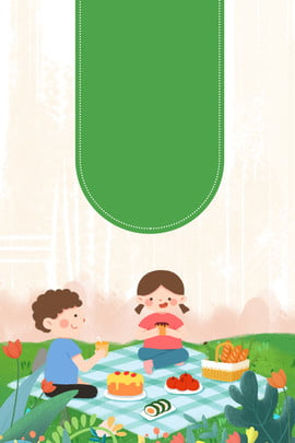 s  spring picnic , People, Picnic, Outing ภาพพื้นหลัง