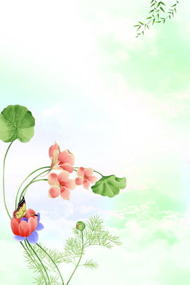 spring qingming festival qingming traditional festivals , Traditional Festivals, Sweeping Graves, Traditional ภาพพื้นหลัง