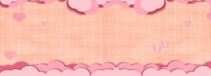 Warm romantic warm heart shaped background, Warm, Romantic, Warm Background image
