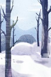 forest background winter background ice and snow winter plants , Forest, Minimalistic, Forest Background Imagem de fundo