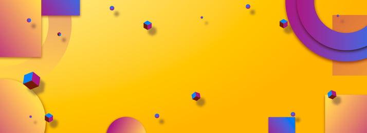 kết cấu màu vàng hình học làm phẳng, Phẳng, Thời Trang, Ngữ Ảnh nền