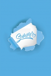 minimalistic tearing paper business promotion , Tearing Paper, Minimalistic, Promotion Imagem de fundo