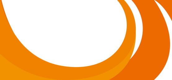 orange geometric flat business card background, Business Card, Card, Orange Background image