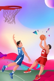 バスケットボール バスケットボールのポスター バスケットボールの試合のポスター キャンパスバスケットボールの試合 , バスケットボールのポスター, バスケットボールのコンテスト, バスケットボールクラブ 背景画像