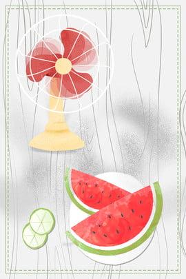 twenty four solar terms summer fresh summer , Twenty-four Solar Terms, Publicity, Poster Imagem de fundo