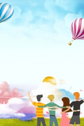 youth dreams  the future , Student, Graduation Season, Youth Background image