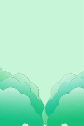 beautiful green natural fresh , Simple, Green, Background ภาพพื้นหลัง