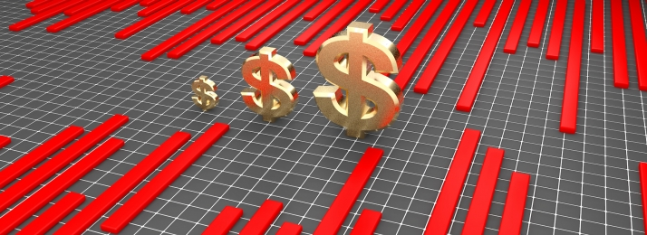 financial finance financial business red rose dollar sign background, Finance, Financial, Financial Background image