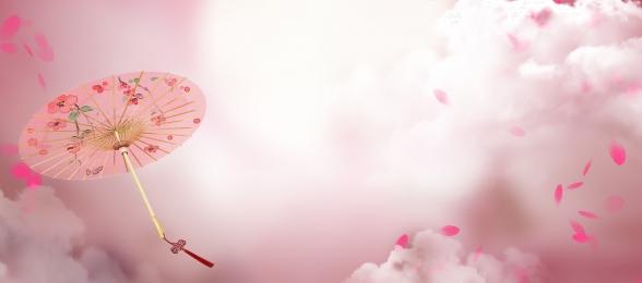 Floating petals petals fairy chivalry beautiful Antique Games Beautiful Hintergrundbild