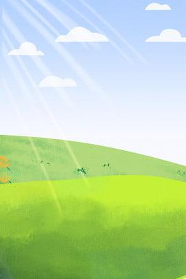 綠色 草坪 植物 大自然背景 , 草地, 植物, 夏季 背景圖片