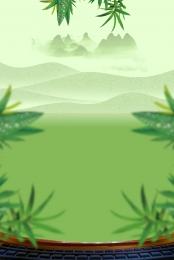 fresh natural green traditional , Antique, Illustration, Background ภาพพื้นหลัง