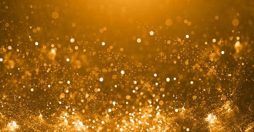 particle golden particle particle effect technology, Particle Effect, Light Effect, Technology zdjęcie w tle