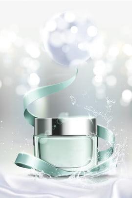 hydra skin care beauty cosmetics background , Cosmetics, Simple, Fresh Background image